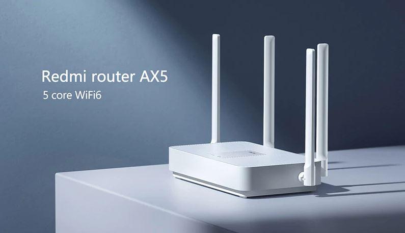 router redmi ax5 offerta gearbest