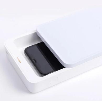Sterilizzatore UV Xiaomi FIVE con caricatore wireless – Banggood