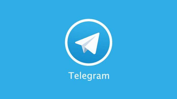 O telegrama não funciona