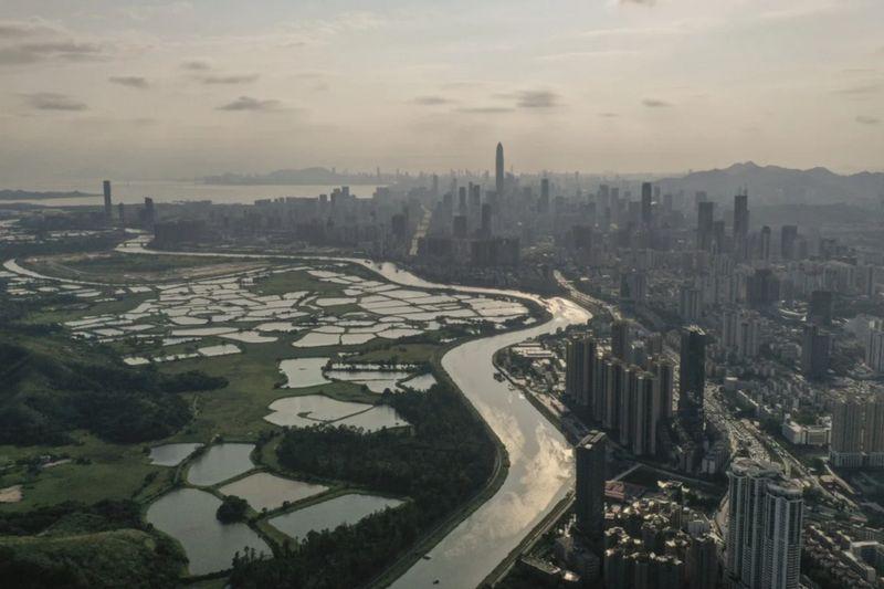vivo nuovo quartier generale shenzhen 32 piani 182 milioni dollari 2