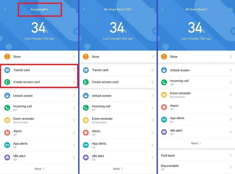 Xiaomi Mi Band 5 Pro