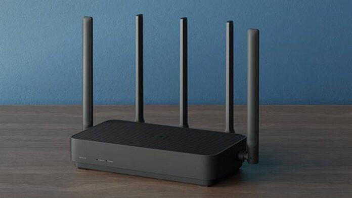 xiaomi mi router 4 pro wi-fi dual gigabit dual band 5 antenne