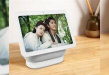 Xiaomi XiaoAI Touchscreen Alto-falante Pro 8