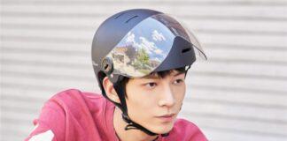 xiaomi youpin casco de bicicleta himo k1 k1m crowdfunding