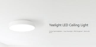 yeelight oferta de luz inteligente