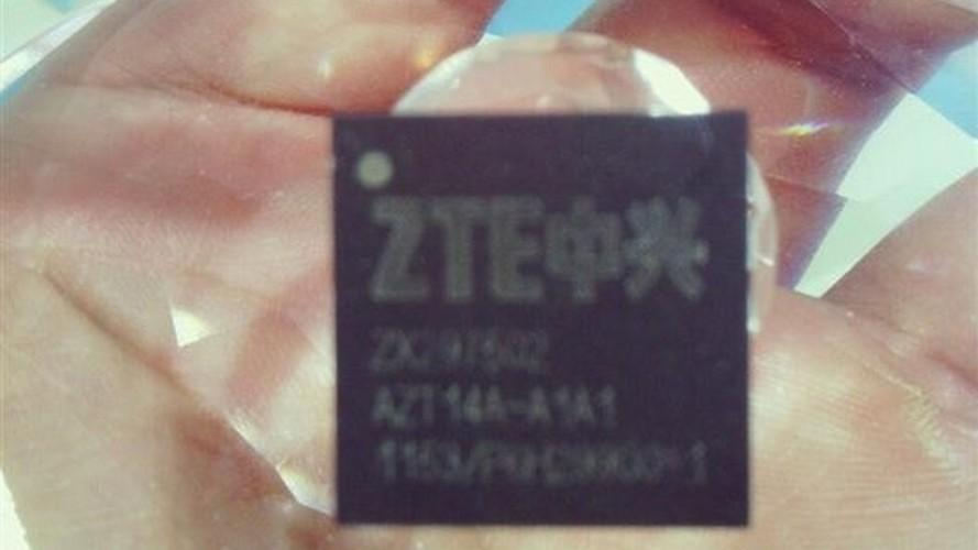 zte chipset 5 nm infrastrutture 5g