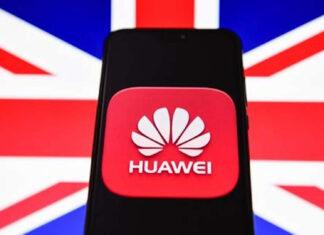Huawei Vereinigtes Königreich
