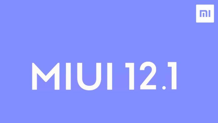 miui 12.1