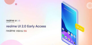 realme x50 pro android 11 beta 2 realme ui 2.0
