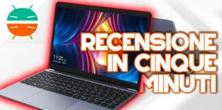 Chuwi HeroBook Pro Bewertung
