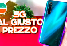 Realme X50 5G review Italy price