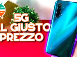 Realme X50 5G Bewertung Italien Preis