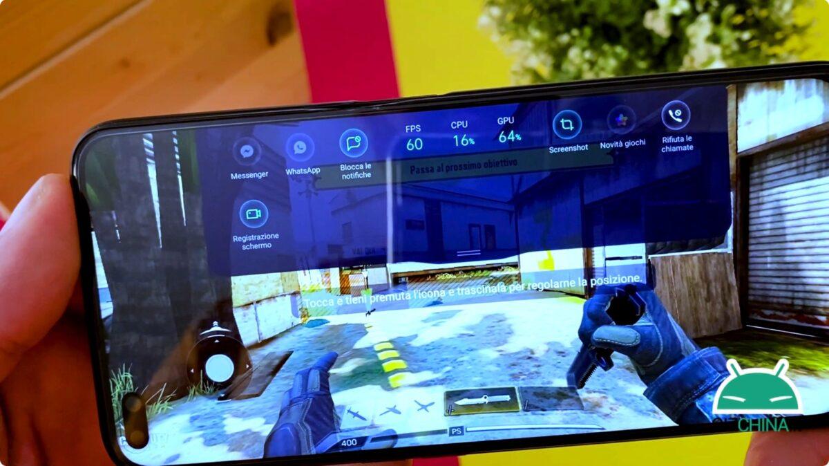 Realme X50 5G评论意大利价格