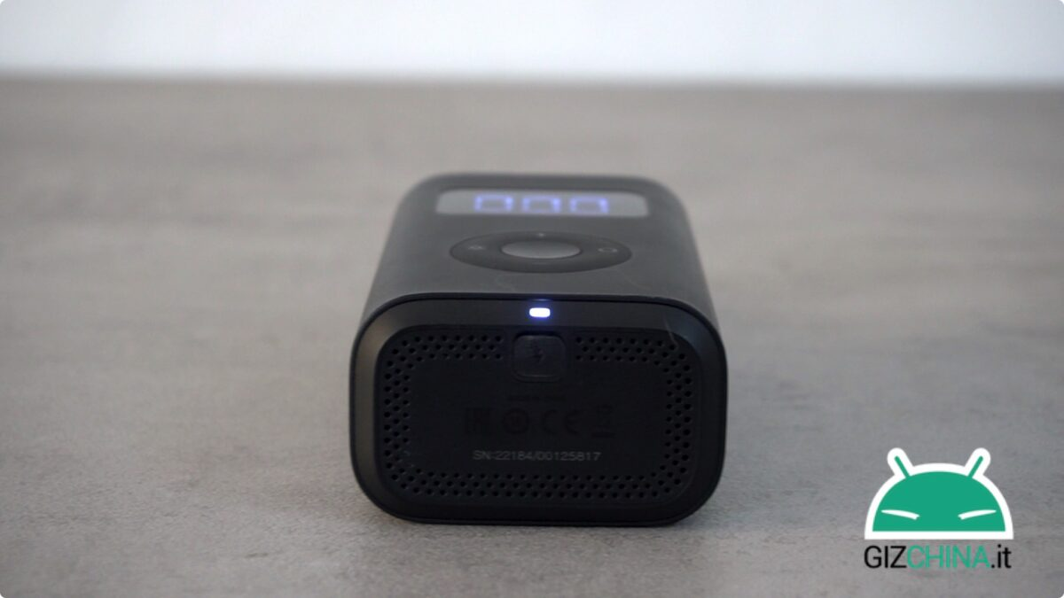 Test du compresseur Xiaomi Mi Air Pump