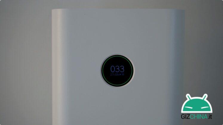 Recensione Xiaomi Mi Air Purifier 3H e Pro purificatore aria