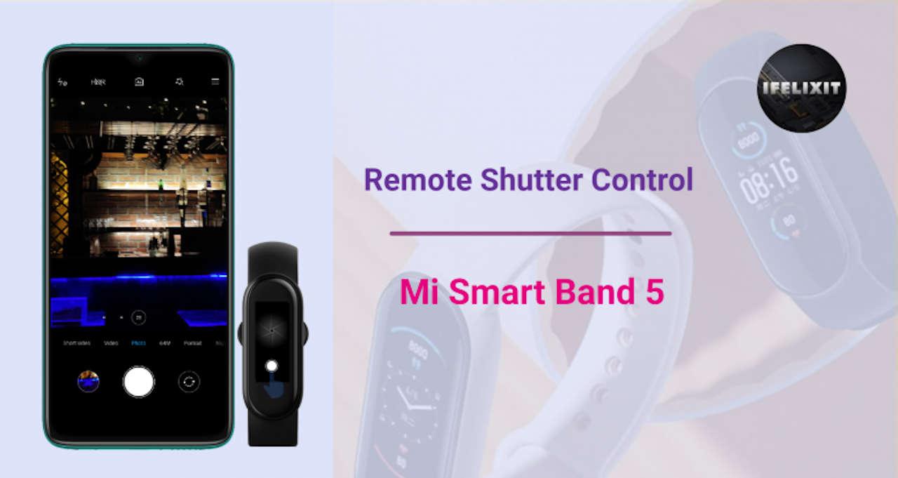 Xiaomi Mi Band 5 aggiornamento