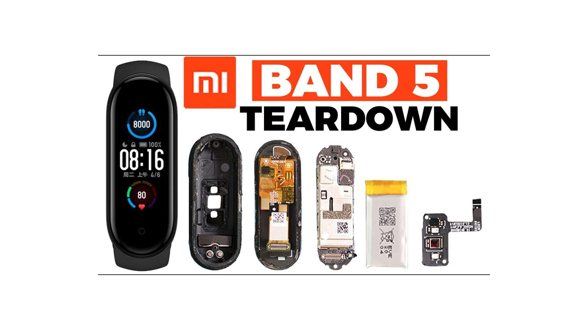 Xiaomi Mi Band 5 ufficiale in Italia a un prezzo top