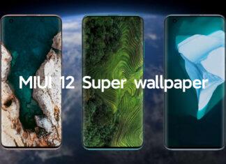 Xiaomi Miui 12 супер обои