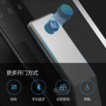 xiaomi xiaobai little wisdom door h1
