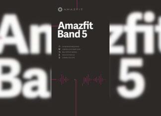 Amazfit乐队5