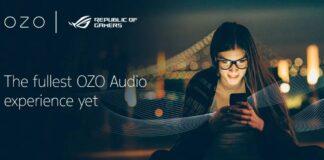 asus rog phone 3 sistema audio nokia ozo