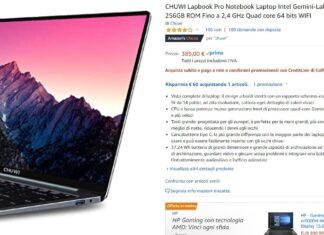 Код скидки на Chuwi LapBook Pro