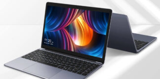 kortingscode CHUWI HeroBook Pro