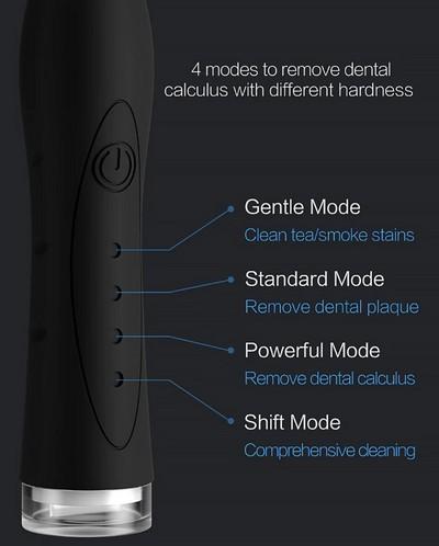YMYM YC1 Pulitore orale ultrasuoni Xiaomi YouPin - GearBest