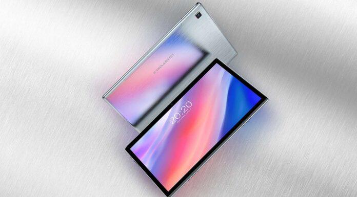 código de desconto teclast p20hd oferece tablet android 2