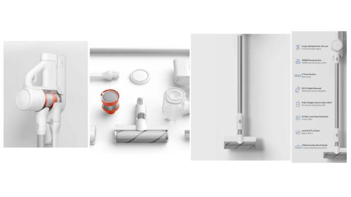 Code de réduction pour aspirateur Xiaomi Mijia