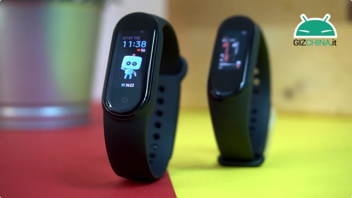 emoticon hd xiaomi mi band 5