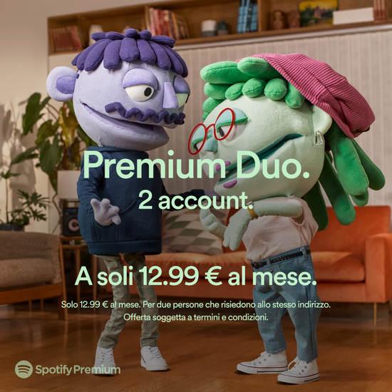 como dividir a assinatura do spotify premium duo
