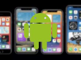 hoe je Android in iOS 14 kunt veranderen