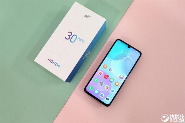 honor 30 lite youth