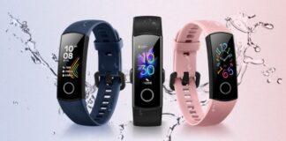 Honor Band 5 Comment activer la surveillance de la fréquence cardiaque Trueseen 3.0
