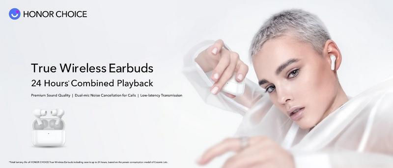 elección de honor auriculares inalámbricos verdaderos iot ecosistema 2