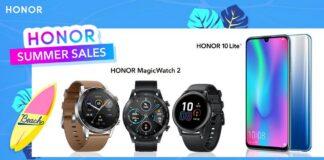 honor summer sales amazon offerte magicwatch 2 10 lite
