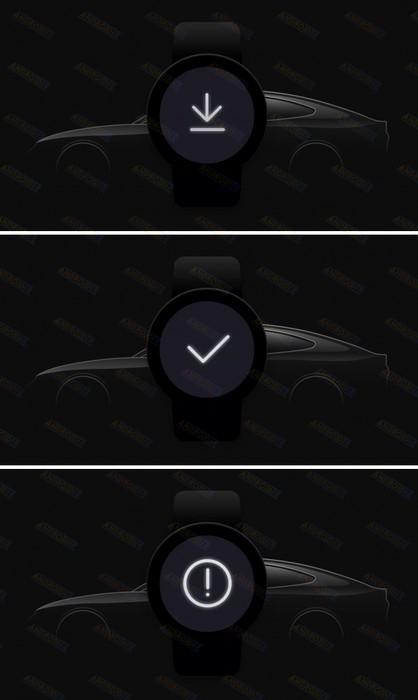 huami amazfit xiaopeng xpeng collaborazione chiavi accesso smartwatch auto 3