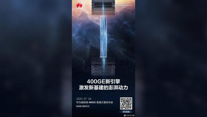 huawei switch data center cloudengine 16800 400ge 2