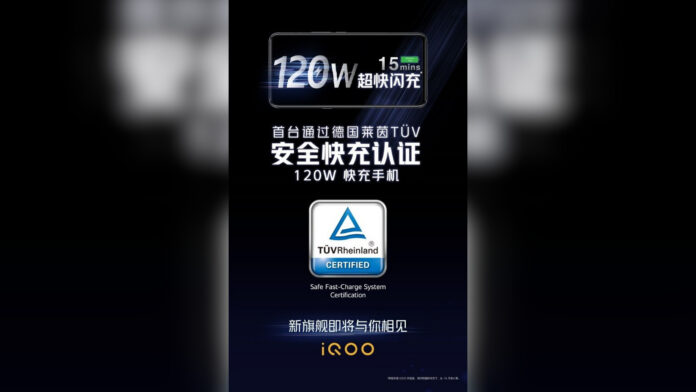 iqoo 3 pro smartphone 120 certificazione tuv rheinland