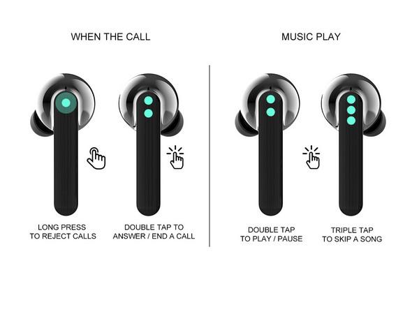 fones de ouvido mobvoi gesticulam preço de saída específico 2