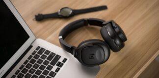 mobvoi tickasa cuffie over-ear anc wireless