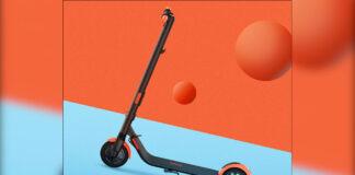 ninebot es1l xiaomi opvouwbare elektrische scooter met prijs