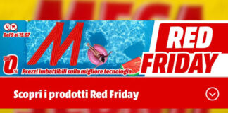 Mediaworld Red Friday Angebote