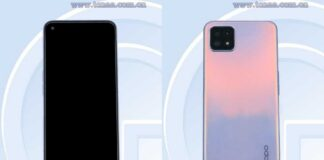 oppo a92 5g tenaa specifications leak output price