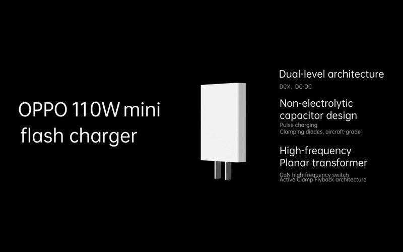 OPPO Super Flash Charge 125W