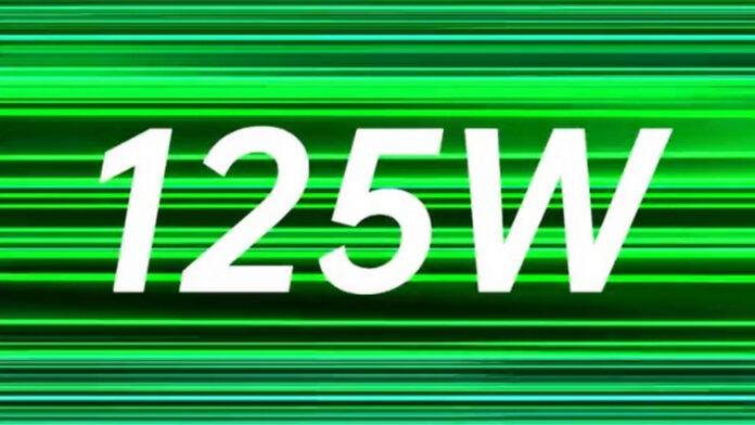 oppo 125 W.