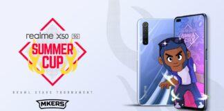 Realme x50夏季杯