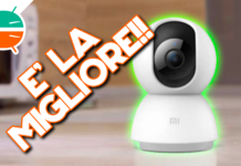 Xiaomi Mijia 1080p 360 wifi surveillance camera review