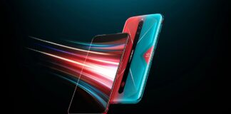 red magic 5g 5s migliori cover pellicole accessori
